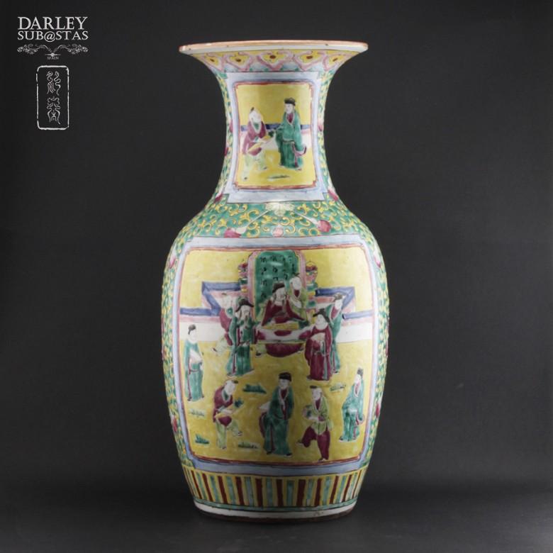 十九世紀 中國花瓶
