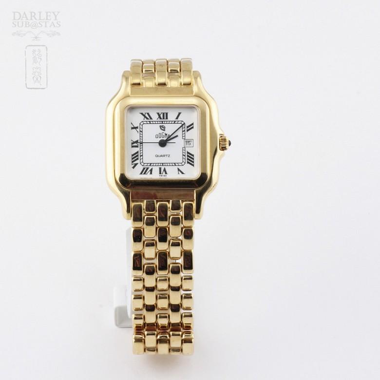 Reloj Caballero Dogma 415661 Oro 18k