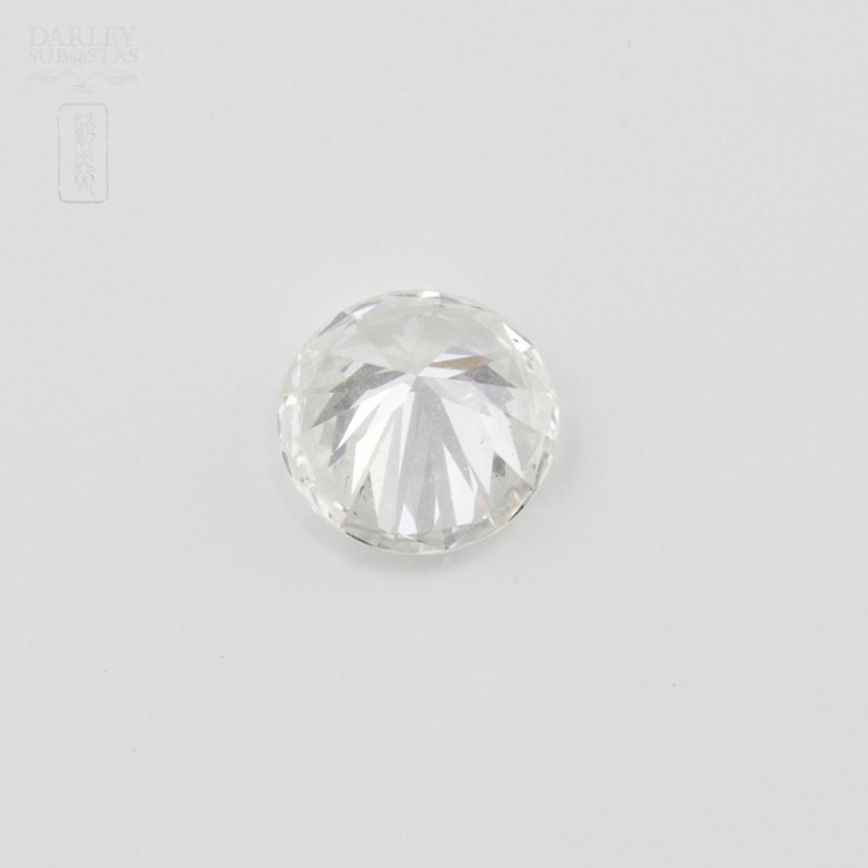 natural diamond, brilliant-cut, weight 1.51cts, - 3