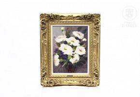"Hahn Vidal (1919)  ""Bouquet"", 1986"