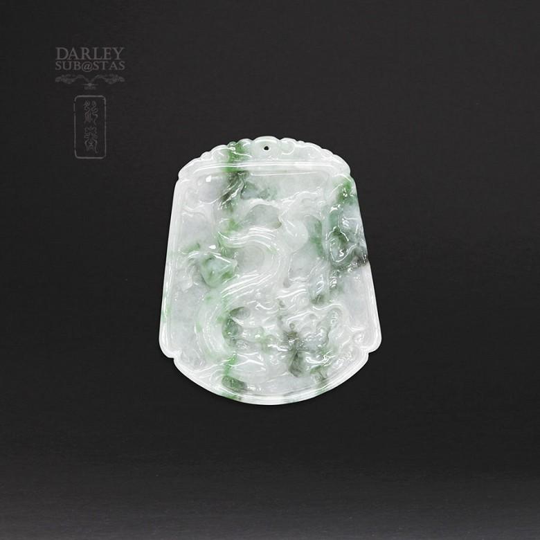 Pendant Natural jadeite - 2