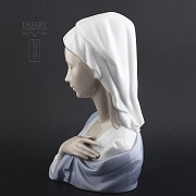Busto Madonna de Lladró - 3