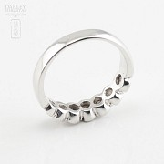 Media Alliance 0.28cts white gold and diamonds - 3