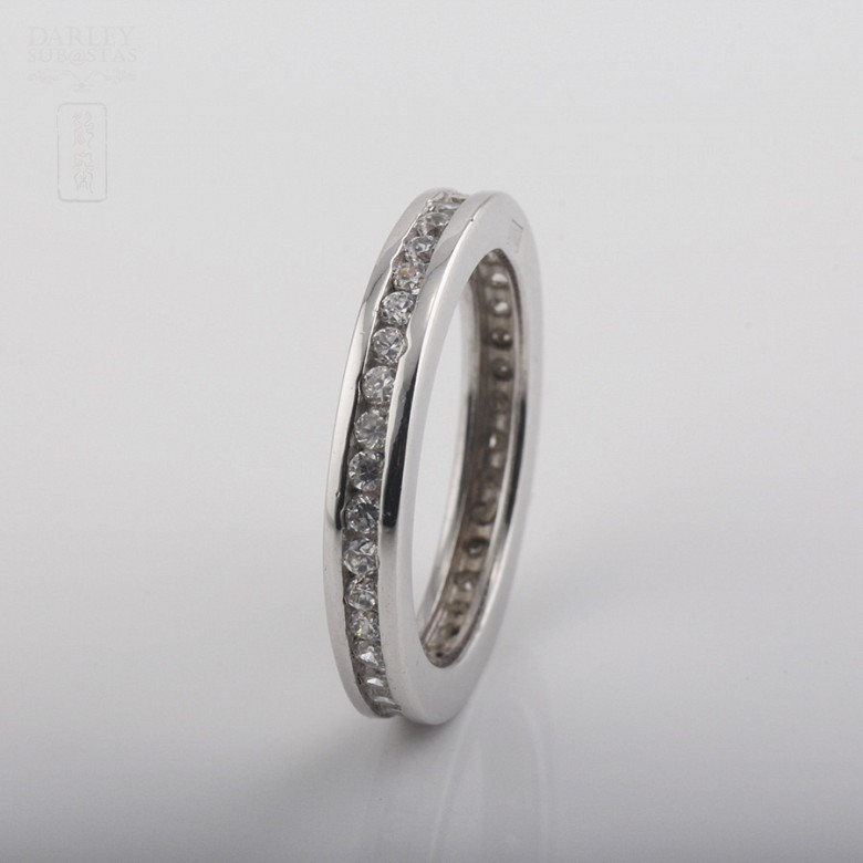 Ring in sterling silver, 925m / m - 1