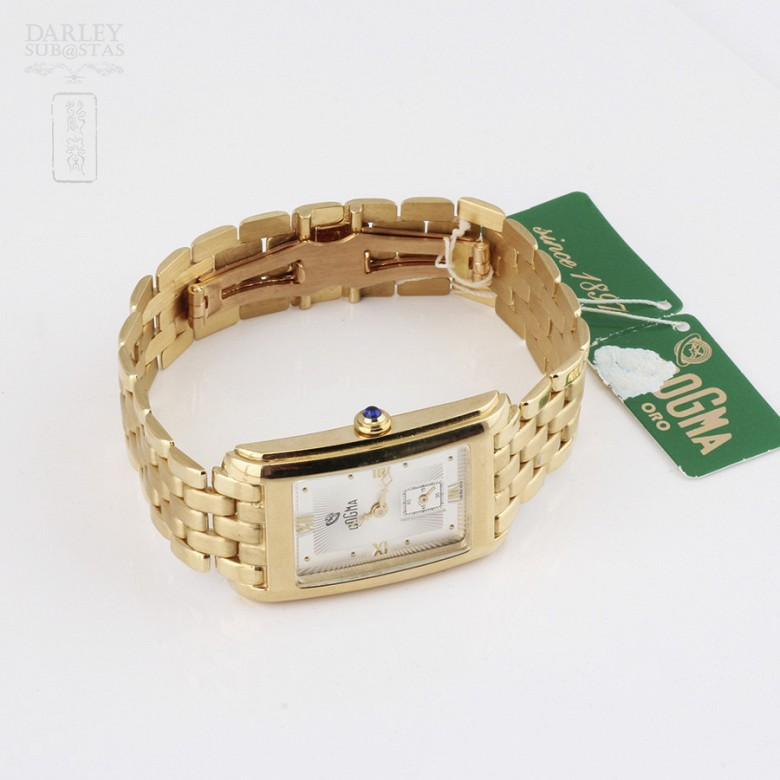Knight watch Dogma 362.419917 / 18k Gold 4858 - 1