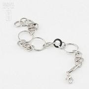 Sterling silver bracelet, 925 m / m - 3