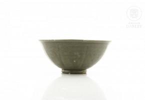 Cuenco de cerámica estilo Yuan.