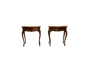 Side tables, 20th century
