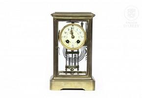 Table clock, France, 19th c.