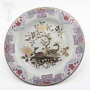 18th century plate Yongzheng - 1