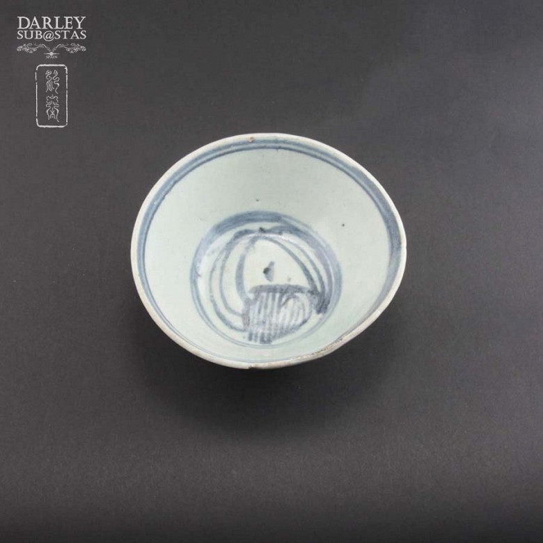 Qing Dynasty vase. - 2