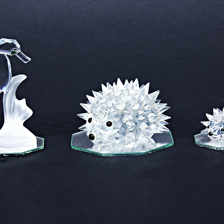 Swarovski crystal lot. - 1