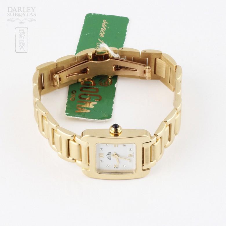 Reloj señora Dogma 267 419946 4852  Oro 18k - 1