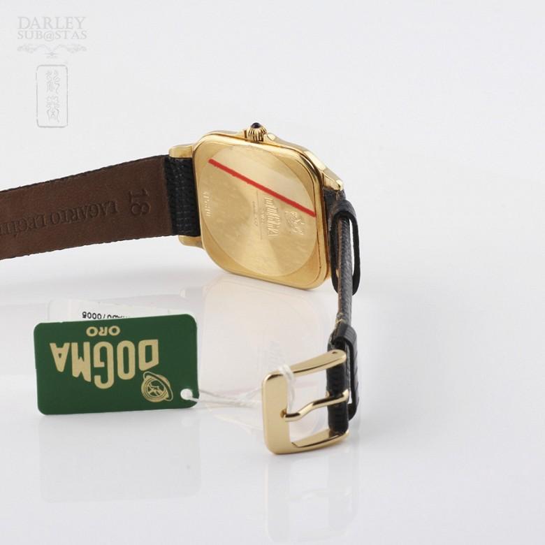 Reloj Oro Caballero Dogma (nuevo) - 2