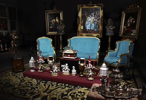 UPCOMING AUCTION OCTOBER 2021 EUROPEAN ART AND DECORATIVE ARTS IN PROCESS