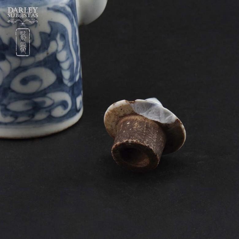 Lechera mini China siglo XIX - 5