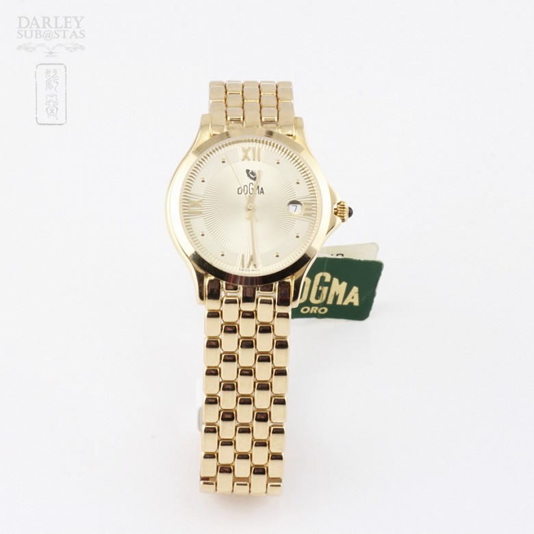 Swiss Watch Gold Knight Dogma (new)