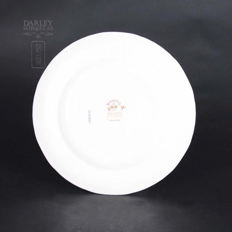 Mason's plate - 4