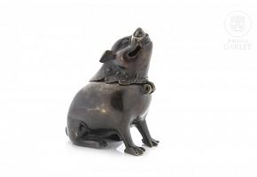 Bronze censer,