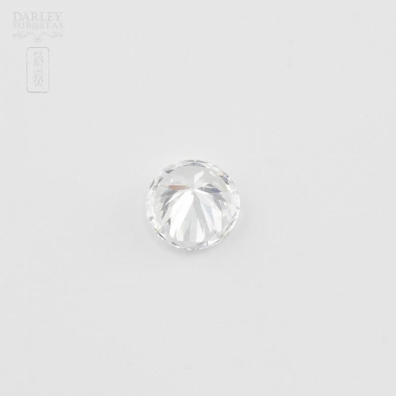 1.51克拉天然钻石,明亮式切割 - 1