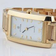 Gold Swiss Watch Cyma18k 黄金腕表 - 2
