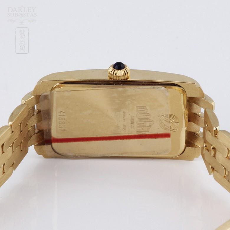 Lady Watch 418851 18k Gold Diamond Dogma - 1