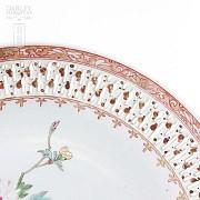 Precioso Plato Chino siglo XVIII - 2