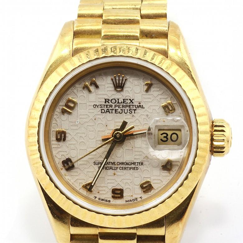 Reloj Rolex Oyster