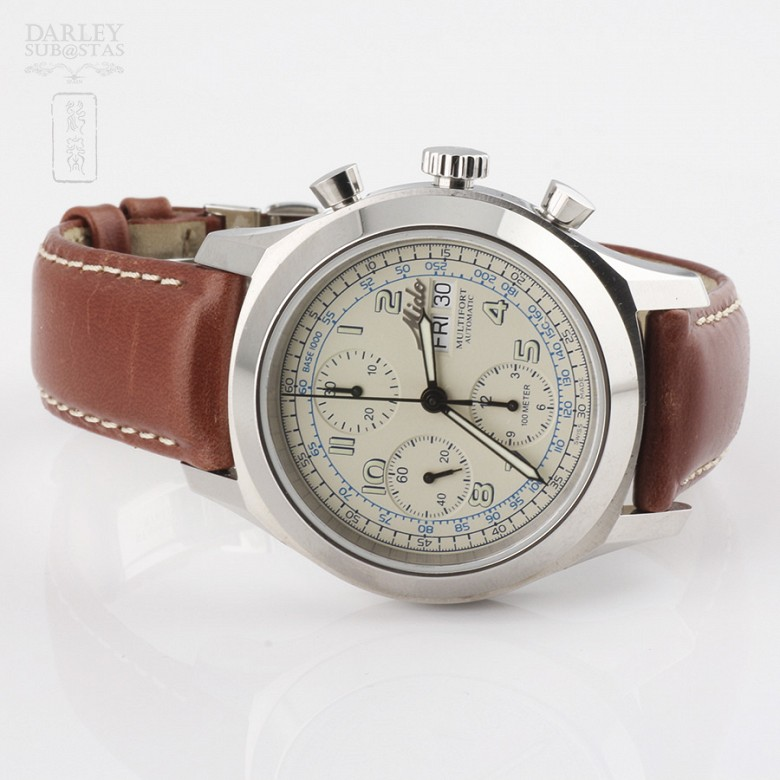 Reloj Caballero Mido Cronógrafo (nuevo) - 3