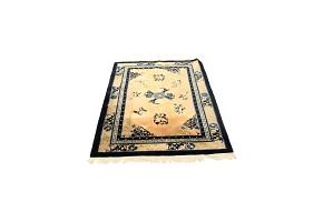 Chinese silk carpet, 20th century