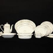 Vajilla de porcelana, Noritake Bong China Japan, nº9729 Shenandoan, s.XX