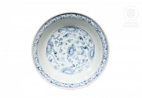 Fuente, azul y blanco, s.XIX