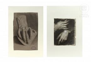 Pierre Cornelis Morissens (1780-1846), Collection of drawings.