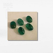 Cinco esmeraldas Brasileñas - 3