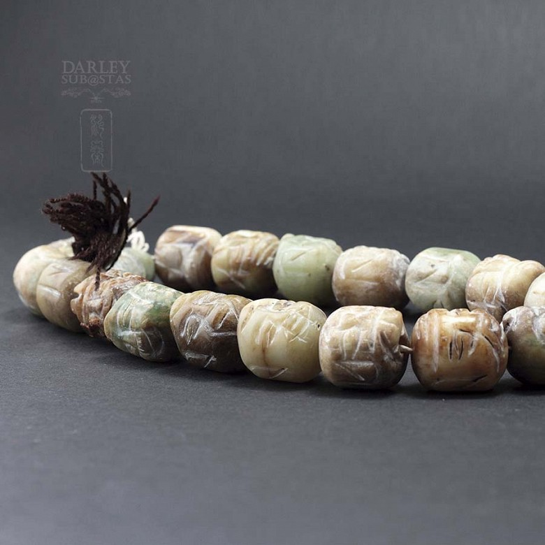 Jade necklace - 6