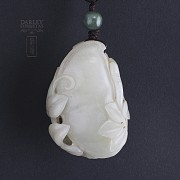 Old Jade Pendant - 4