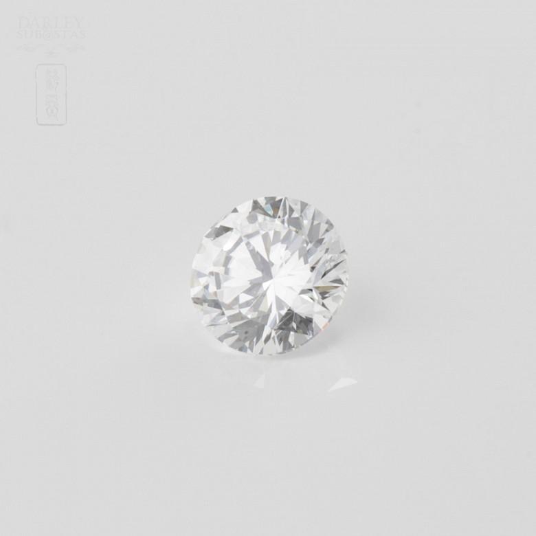 1.51克拉天然钻石,明亮式切割