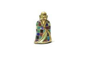 Buda de bronce, s.XIX