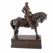 弗里德里希·高尼克(Friedrich Gornik)青銅1877-1943年。