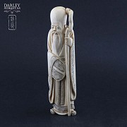 Wise Chinese ivory - 1