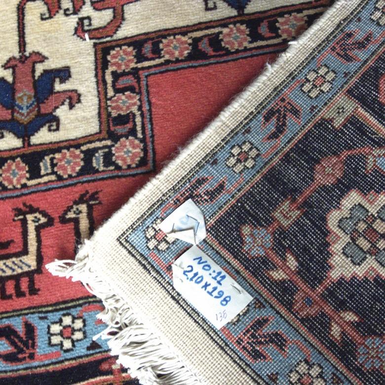 波斯地毯 卡尚.伊朗 Kashan, Irán - 2