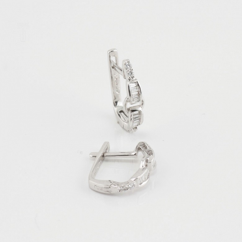White gold and diamonds 0.28cts - 3