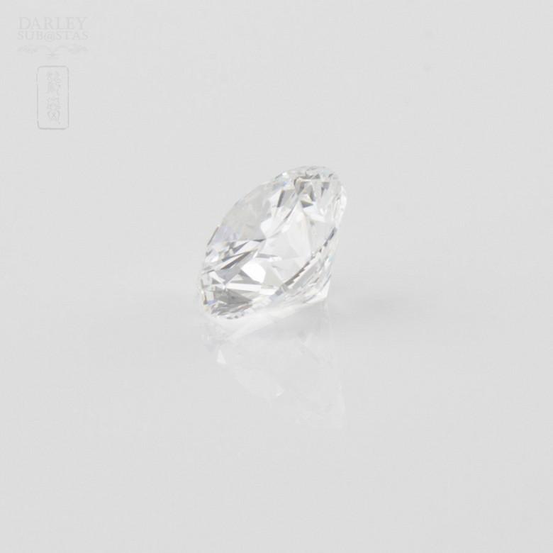1.51克拉天然钻石,明亮式切割 - 2