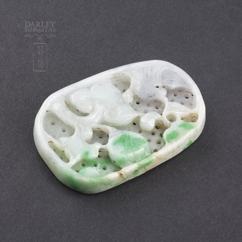 Jadeita - Jade Imperial 100% natural - 2