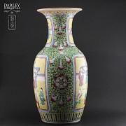 十九世紀 中國花瓶 - 3