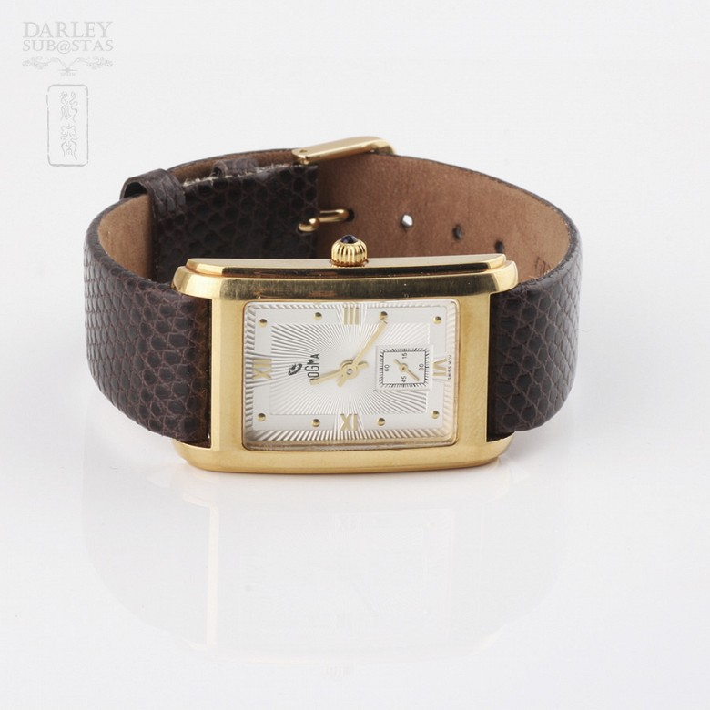 Reloj Caballero Dogma mod 477