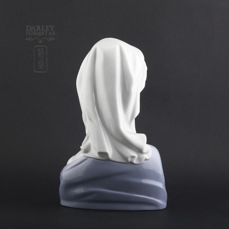 Busto Madonna de Lladró - 4
