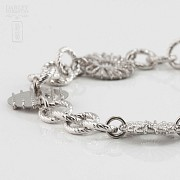 Sterling silver bracelet, 925m / m - 2