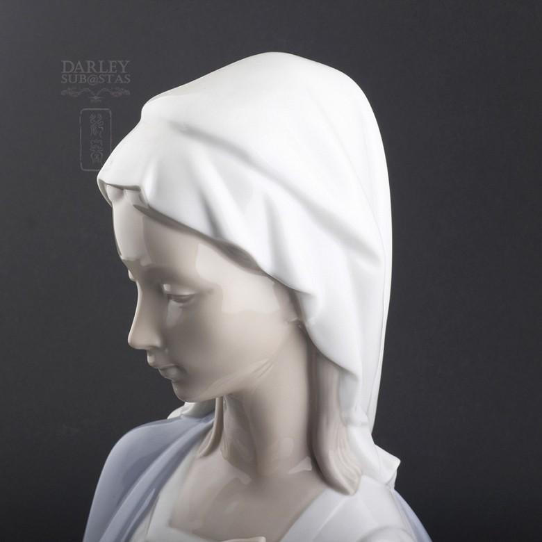 Busto Madonna de Lladró - 2