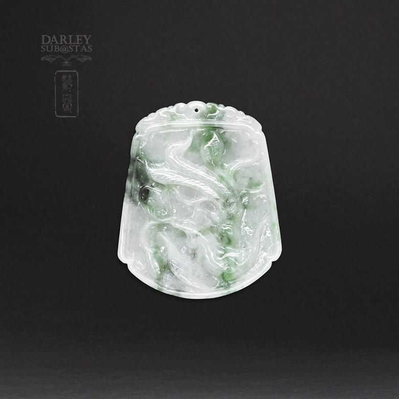 Pendant Natural jadeite - 1